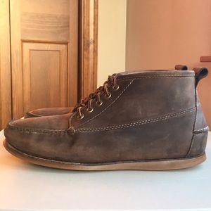 L.L. Bean Moc Boots